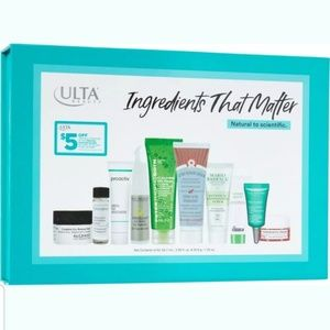 ULTA Ingredients That Matter Skincare Sampler
